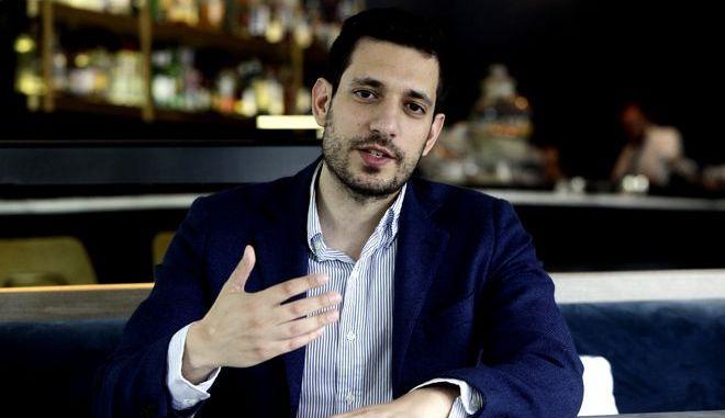 Ο αναπληρωτής εκπρόσωπος Τύπου της Νέας Δημοκρατίας Κώστας Κυρανάκης