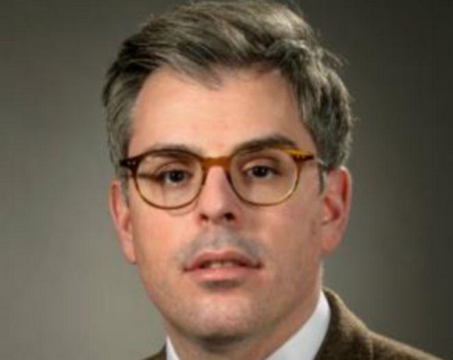 Ο γαστρεντερολόγος Πέτρος Μπενιάς