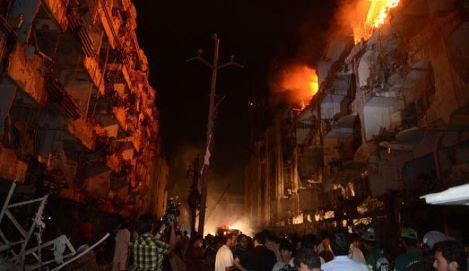 Πολύνεκρη έκρηξη στο Καράτσι