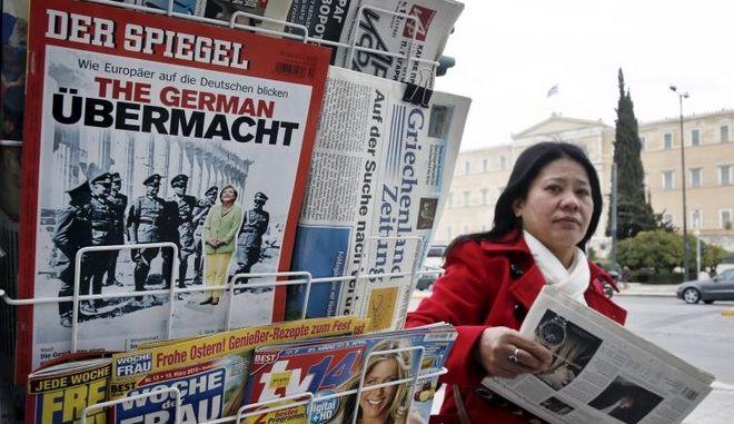 Περικοπές ανακοίνωσε το Der Spiegel