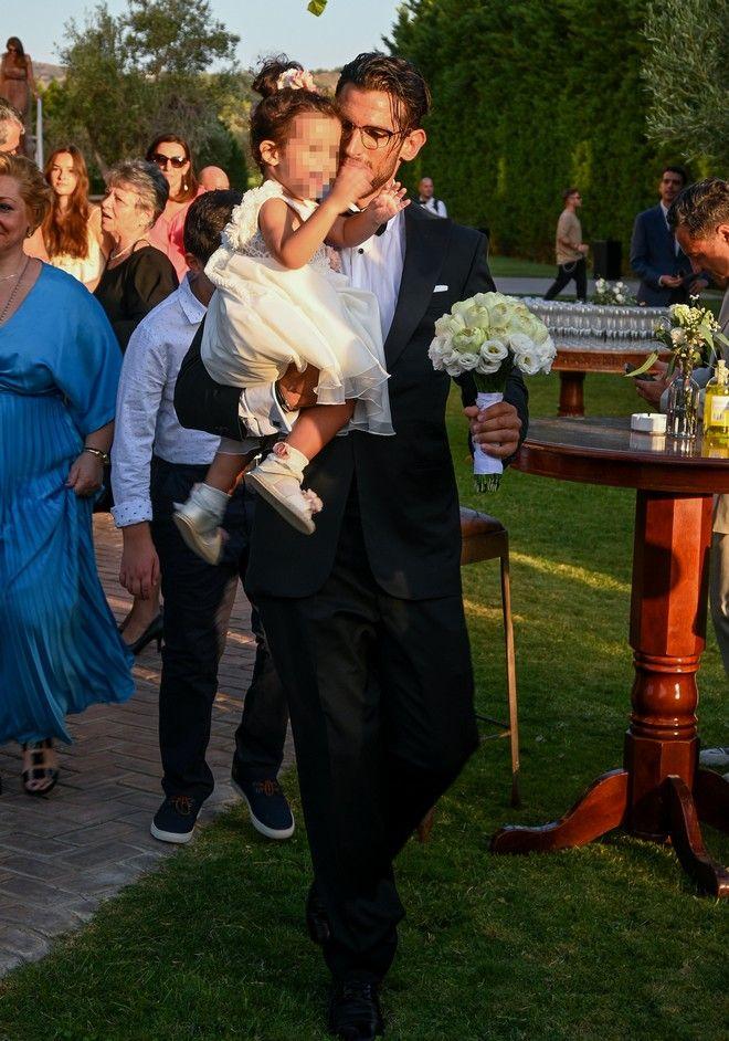 Γάμος Ελένης Χατζίδου - Ετεοκλή Παύλου