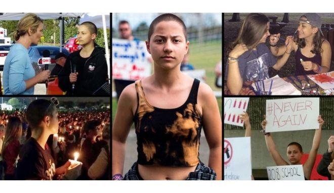 Έμμα Γκονζάλεζ: Η 18χρονη που έγινε η φωνή των θυμάτων ένοπλης βίας