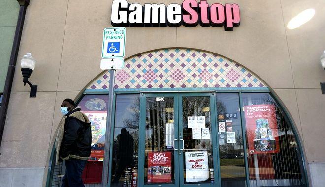 Κατάστημα της GameStop