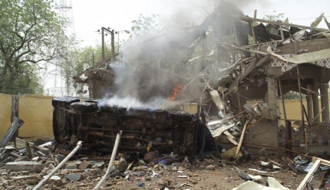 Νιγηρία: Επίθεση αυτοκτονίας με δύο νεκρούς και 16 τραυματίες