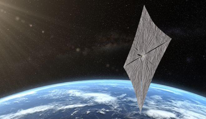 """Έτοιμο για εκτόξευση το πειραματικό """"ηλιακό ιστιοφόρο"""" LightSail 2 με μέγεθος φραντζόλας"""