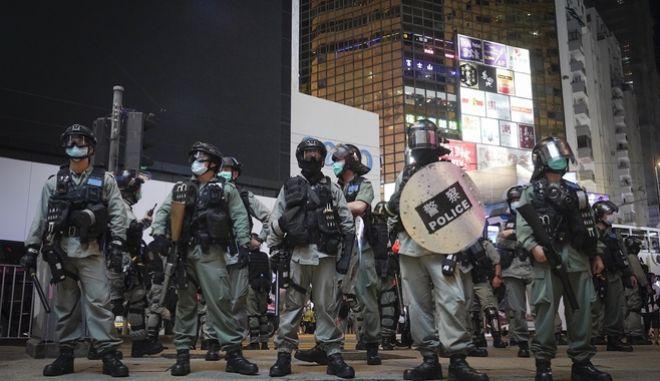 Αστυνομία του Χονγκ Κονγκ