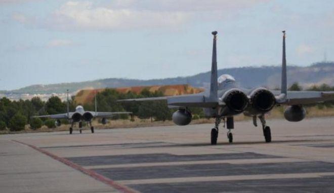 Έλληνες πιλότοι διακρίθηκαν στο Tactical Leadership Programme