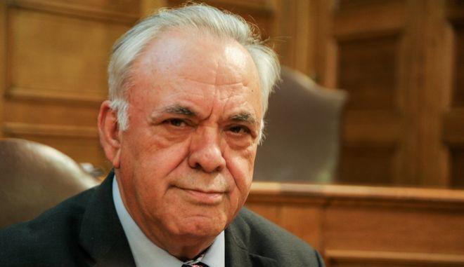 Ο Γιάννης Δραγασάκης