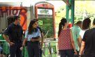 Ατύχημα με συρμό του ΗΣΑΠ στην Κηφισιά - Εννέα τραυματίες