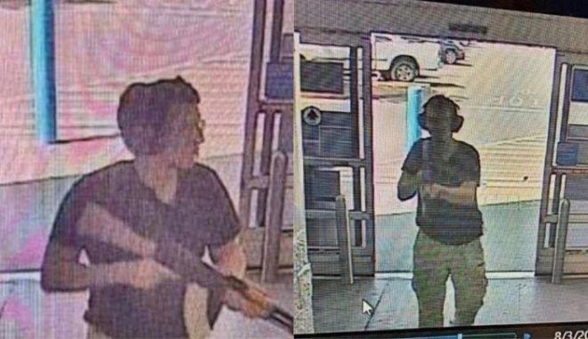 Ελ Πάσο: Η μητέρα του δράστη είχε τηλεφωνήσει στην Αστυνομία πριν την επίθεση