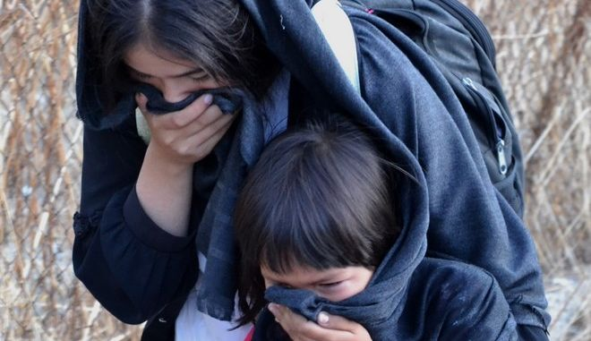 Μία γυναίκα και ένα παιδί είναι τα θύματα της τραγωδίας στον καταυλισμό στη Μόρια