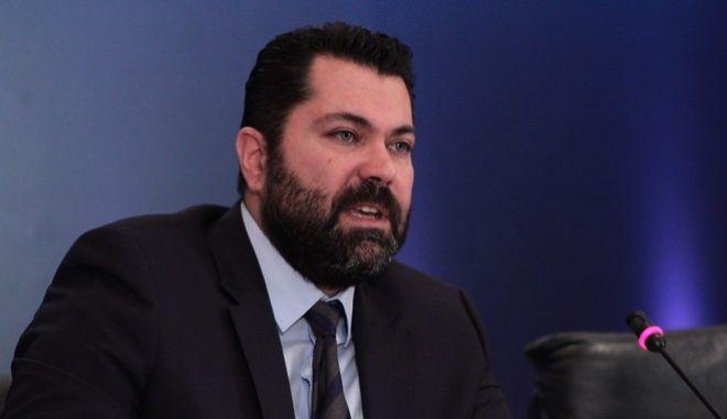 O υφυπουργός Ψηφιακής Πολιτικής Λευτέρης Κρέτσος