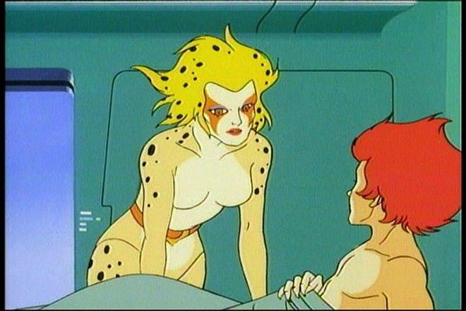 Μηχανή του Χρόνου: Γιατί οι ήρωες του Thundercats ήταν γυμνοί και μετά τους έντυσαν