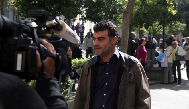 ΑΘΗΝΑ-Δίκη του δημοσιογράφου και εκδότη του HOT DOC, Κώστα Βαξεβάνη, αναφορικά με τη δημοσιοποίηση της λίστας Λαγκάρντ.(EUROKINISSI)