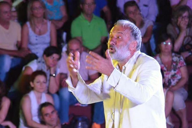 Δημήτρης Βερύκιος: Ανυπομονώ να ανεβώ στη σκηνή και να γίνω ο