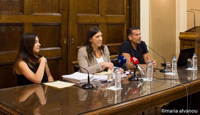 Κωνσταντοπούλου: Νομικός φορέας για Siemens, Γερμανικές Οφειλές, ΕΛΣΤΑΤ, και Χρέος
