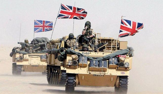 Έτοιμη για στρατιωτική επέμβαση στην Ευρώπη η Βρετανία