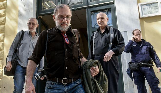 Συνελήφθη ο φωτορεπόρτερ Αλέξανδρος Σταματίου