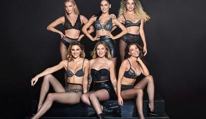 """Έξι fashion influencers ενώνονται σε μια """"girl crew"""" καμπάνια"""