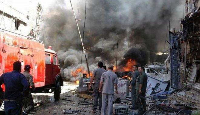 ΟΗΕ: Ο συριακός στρατός βομβάρδισε την πηγή πόσιμου νερού της Δαμασκού