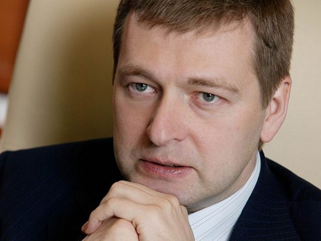 MOSCOW, RUSSIA, 07.04.2006. Chairman of the Board of Directors of Uralkaly, Dmitry Rybolovlev. (Photo ITAR-TASS / Press Service of OAO