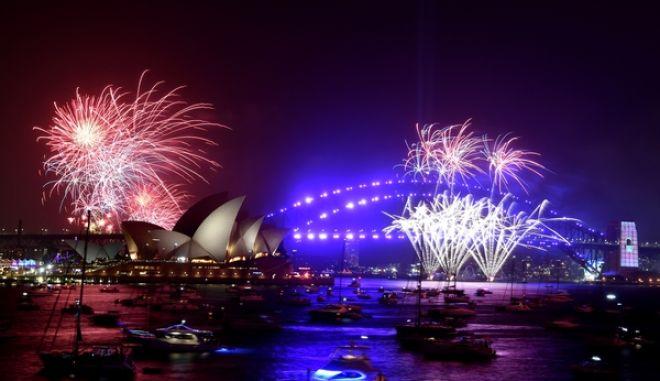 Πρωτοχρονιά στην Αυστραλία