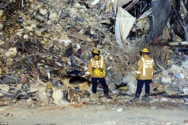 11η Σεπτεμβρίου: Στο φως οι φωτογραφίες σοκ του FBI