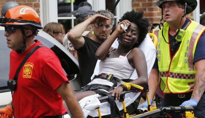 Χάος στη Βιρτζίνια: Τρεις νεκροί και 34 τραυματίες από τις άγριες συμπλοκές