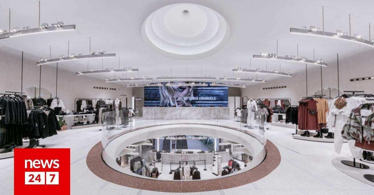 9fc3ad91500 Γιατί αυτό το κατάστημα της ZARA στο Μιλάνο θα θέλαμε (ήδη) να υπάρχει και  στην Ελλάδα - Επιχειρήσεις | News 24/7