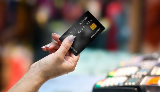 Ιστορικό ρεκόρ πληρωμών με κάρτες την προπαραμονή των Χριστουγέννων