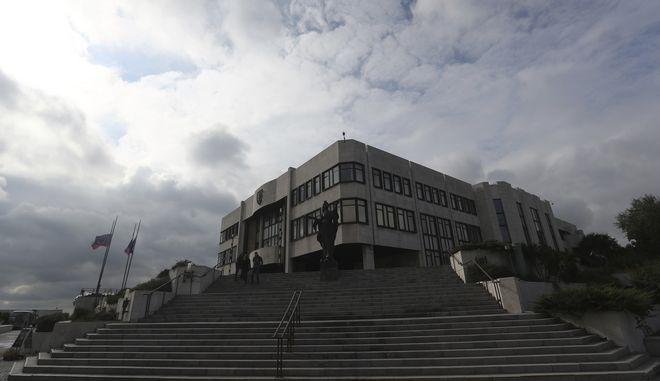 Το κοινοβούλιο της Σλοβακίας