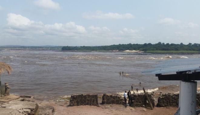 Ο ποταμός Κονγκό