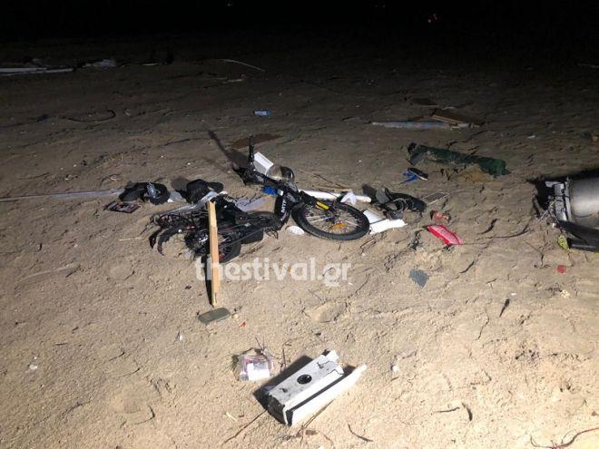 Χαλκιδική: Έξι νεκροί από την κακοκαιρία - Δεκάδες τραυματίες, δύο σοβαρά