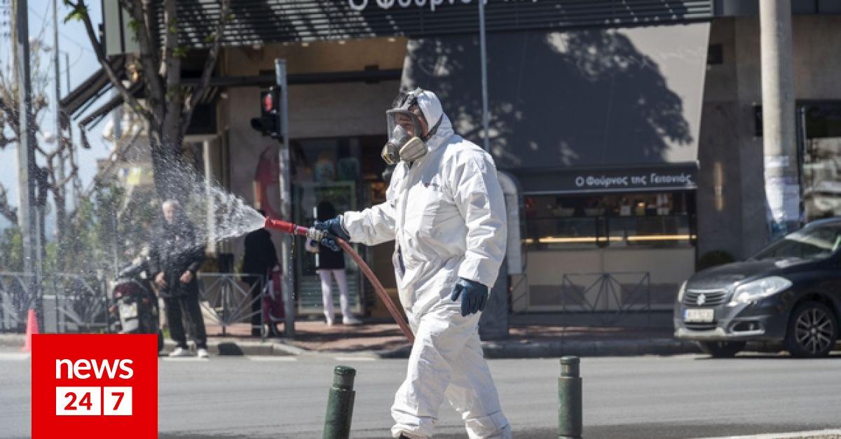 Κορονοϊός: Ανιχνεύσιμος στα επίπεδα Απριλίου στα λύματα της Θεσσαλονίκης – Κοινωνία