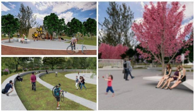 Σχέδιο για πάρκο 46 στρεμμάτων στον Ελαιώνα