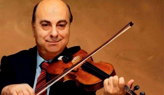Πέθανε ο βιολιστής Γιώργος Κόρος