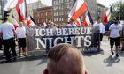 Διαδήλωση νεοναζιστών στη Γερμανία