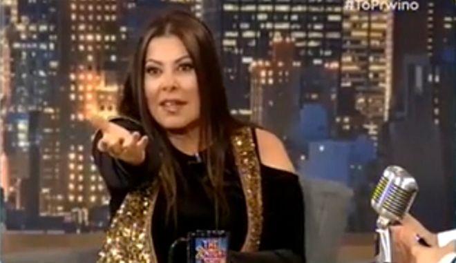 """Άντζελα Δημητρίου: Ο Μαζωνάκης μου είπε """"ήρθα δίπλα σου για να σε ξεσκονίσω"""""""