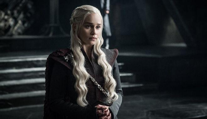 Η Emilia Clarke ως Daenerys Targaryen