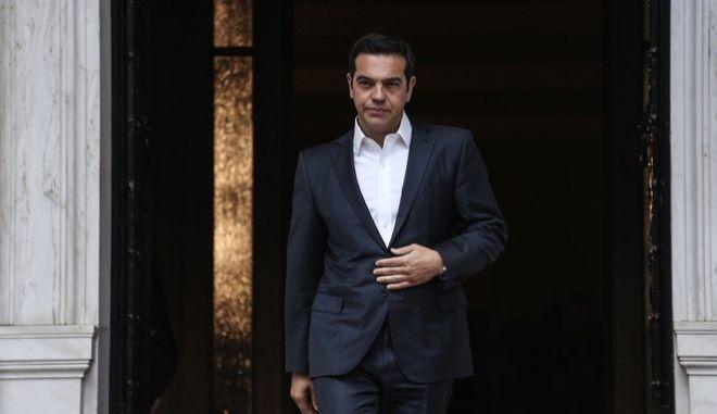 Τα επιχειρήματα Τσίπρα απέναντι στους αρχηγούς για το Eurogroup