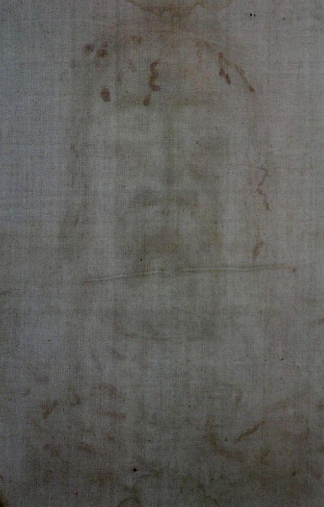 Το πρόσωπο που έχει αποτυπωθεί στην Ιερά Σινδόνη