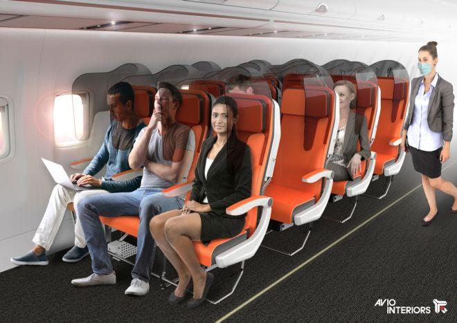 Ανάποδα στο αεροπλάνο: Η λύση για τα αεροπορικά ταξίδια;