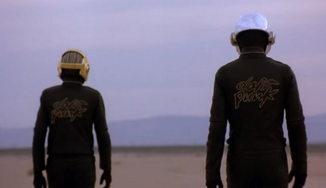 Daft Punk - Epilogue
