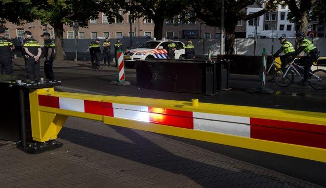 Ολλανδοί αστυνομικοί