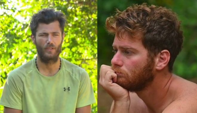 Survivor 4: Νίκος Μπάρτζης και James Καφετζής