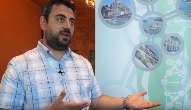 Ένας Έλληνας επιστήμονας πρωτοπορεί στη Γερμανία