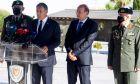 """Παναγιωτόπουλος για Κύπρο: """"Οι πληγές παραμένουν ανοιχτές - Δεν ξεχνούμε και τιμούμε τους ήρωες"""""""