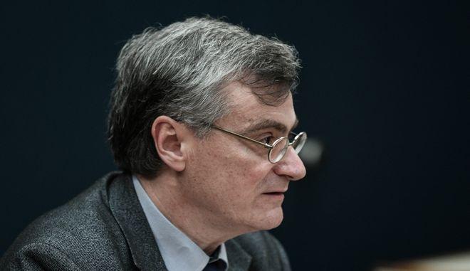 Ο λοιμωξιολόγος Σωτήρης Τσιόδρας