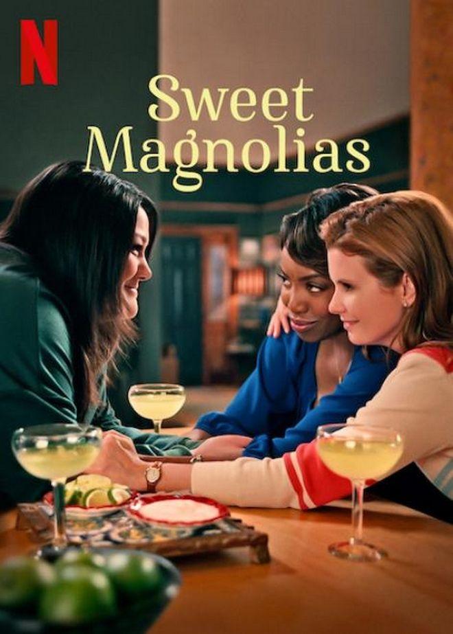 Εξώφυλλο Sweet Magnolias