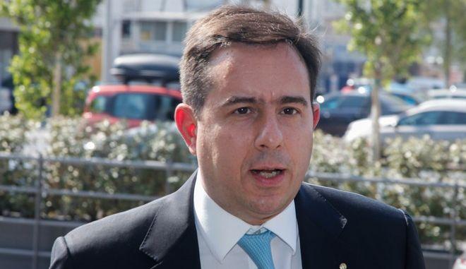 Ο βουλευτής της ΝΔ, Νότης Μηταράκης